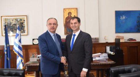 Συνάντηση Θεοχάρη – Καράογλου για την τουριστική περίοδο στη Βόρεια Ελλάδα.
