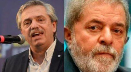 Ο πρόεδρος Φερνάντες εξαίρει «το θάρρος» και «την ακεραιότητα» του πρώην προέδρου της Βραζιλίας
