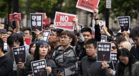 Αντικυβερνητικές διαδηλώσεις στο Χονγκ Κονγκ