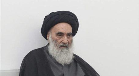 Ο Αγιατολάχ Σιστάνι προειδοποιεί για αμερικανική συνωμοσία στο Ιράκ