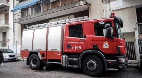 Φωτιά σε κατάστημα εστίασης στη Θεσσαλονίκη