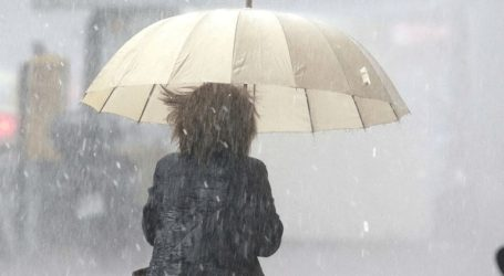 Kύμα βροχοπτώσεων το Σαββατοκύριακο