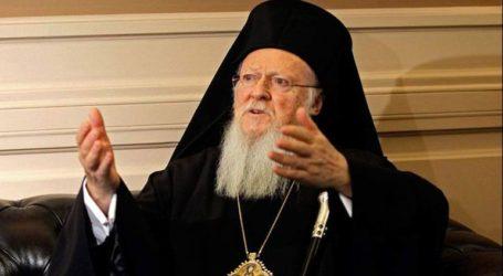 Επικοινωνία Οικουμενικού Πατριάρχη με τον Αλεξανδρείας για την αναγνώριση της Εκκλησίας της Ουκρανίας