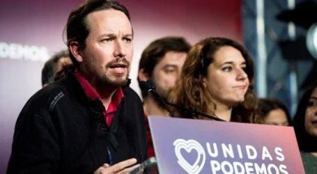 Το Unidas Podemos ελπίζει ότι είναι εφικτή η συγκυβέρνηση με τους Σοσιαλιστές