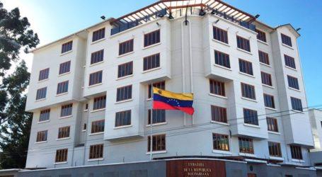 Διαδηλωτές κατέλαβαν την πρεσβεία της Βενεζουέλας στη Βολιβία