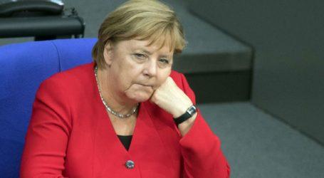 Στη Ρώμη η καγκελάριος της Γερμανίας Άνγκελα Μέρκελ