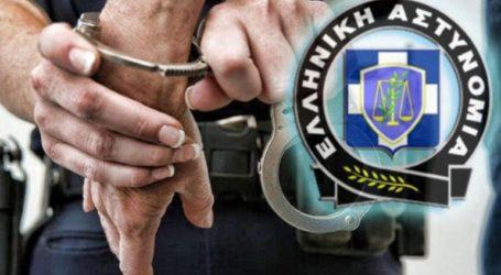 Σύλληψη ανηλίκου για κλοπές σε σπίτια στη Νέα Φιλαδέλφεια