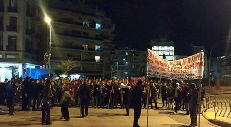 Επεισόδια στη Θεσσαλονίκη έπειτα από πορεία για το άσυλο