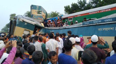 Τουλάχιστον 14 νεκροί από μετωπική σύγκρουση τρένων