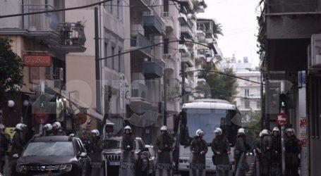 Ολοκληρώθηκε η αστυνομική επιχείρηση στα Εξάρχεια