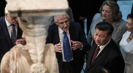 Ο Σι Τζινπίνγκ στηρίζει θερμά την Ελλάδα για την επιστροφή των Γλυπτών του Παρθενώνα
