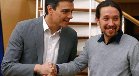 Συμφωνία Σοσιαλιστών-Podemos για σχηματισμό κυβέρνησης συνασπισμού