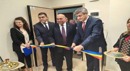 Εγκαινιάστηκε το επίτιμο προξενείο της Μολδαβίας στην Κρήτη