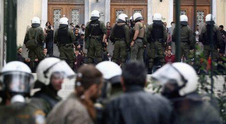 Δύο συλλήψεις για τα επεισόδια της ΑΣΟΕΕ