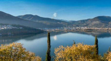Νεκρός άνδρας στη λίμνη της Καστοριάς