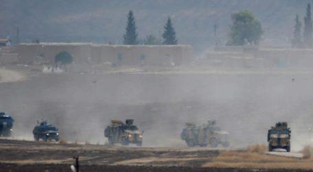 Τουρκικές δυνάμεις σε περιπολία πυροβόλησαν διαδηλωτές στη Συρία