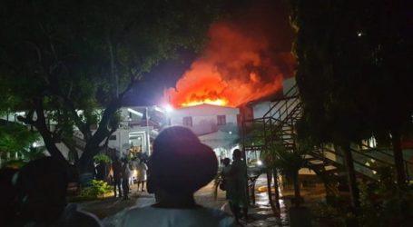 Κένυα: Στις φλόγες το παλαιότερο νοσοκομείο της Μομπάσα