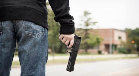 Ψεύτικο το όπλο που έβγαλε ο μαθητής