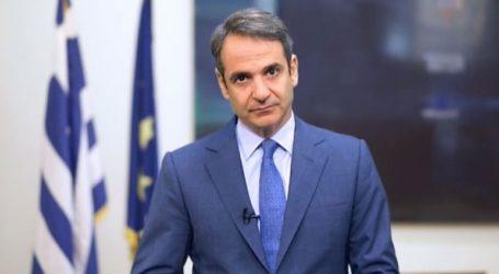 Δεκτή από τον Πρωθυπουργό η πρόταση για επίσκεψη στη Σ. Αραβία