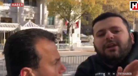 Επίθεση αγνώστων κατά Τούρκου δημοσιογράφου έξω από τον Λ. Οίκο