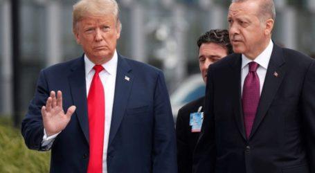 Τραμπ και Ερντογάν συζητούν «εναλλακτικές» λύσεις για το πρόγραμμα των F-35