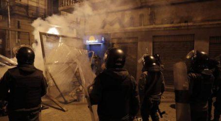 Συγκρούσεις στη Λα Πας, κατά την πρώτη ημέρα της μεταβατικής προέδρου