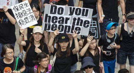 Αφαιρέθηκε από το Twitter η είδηση περί απαγόρευσης κυκλοφορίας στο Χονγκ Κονγκ