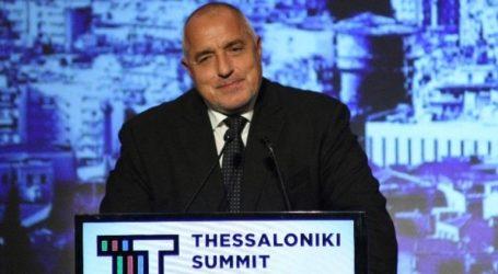 Να ακολουθήσει το παράδειγμα των ελληνοβουλγαρικών σχέσεων κάλεσε ο Μπορίσοφ τον Ζάεφ