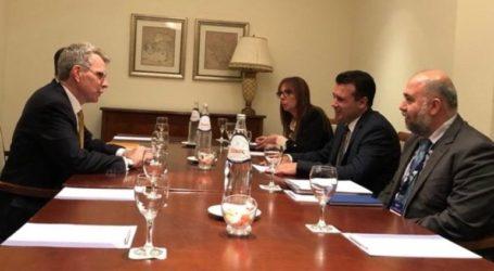 Συνάντηση Πάιατ – Ζάεφ στο περιθώριο του Thessaloniki Summit