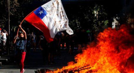 Νέες αντικυβερνητικές διαδηλώσεις στη Χιλή