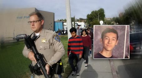 Aυτός είναι ο 16χρονος εκτελεστής της Καλιφόρνια