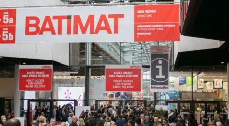 Συνολικά 21 ελληνικές εξαγωγικές εταιρίες στην διεθνή έκθεση «Batimat 2019»