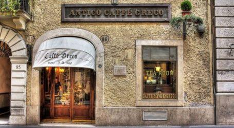 To πανάκριβο ενοίκιο του ιστορικού Caffè Greco