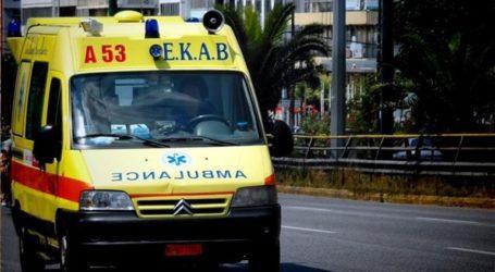 Τροχαίο ατύχημα στη Λ. Συγγρού