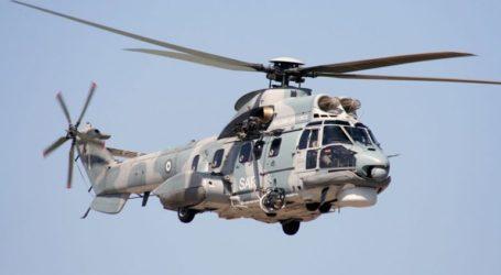 Αερομεταφορά ασθενών με πτητικά μέσα της Πολεμικής Αεροπορίας