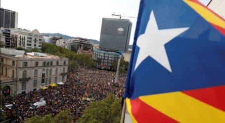 Μειώθηκε το ποσοστό των κατοίκων που τάσσονται υπέρ της ανεξαρτησίας της Καταλονίας