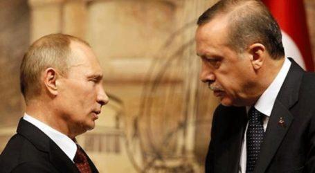 Ο Πούτιν θα επισκεφθεί την Τουρκία τον Ιανουάριο