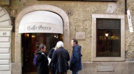 To πανάκριβο ενοίκιο του ιστορικού Caffè Greco στη Ρώμη