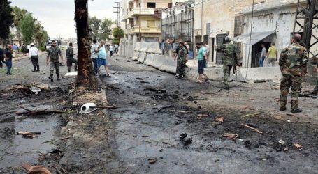 Δέκα άμαχοι σκοτώθηκαν από βομβιστική επίθεση στη Συρία