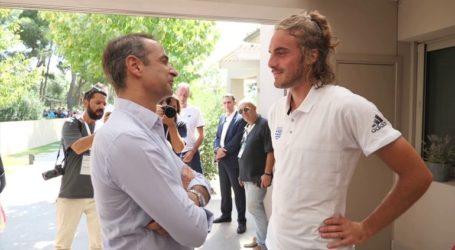 «Ένας σπουδαίος πρωταθλητής κάνει όλη την Ελλάδα περήφανη»