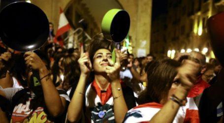 Οι ΗΠΑ στηρίζουν το λαϊκό κίνημα διαμαρτυρίας στον Λίβανο