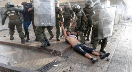 Η αστυνομία εμπόδισε προσφέρουν βοήθεια σε διαδηλωτή που πέθανε από ανακοπή καρδιάς