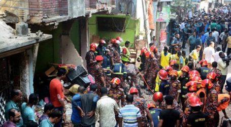 Τουλάχιστον επτά νεκροί από έκρηξη αγωγού αερίου