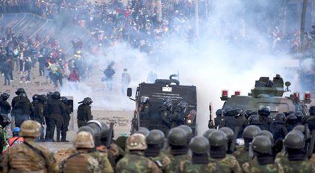 Tουλάχιστον 23 οι νεκροί από τις διαδηλώσεις στη Βολιβία
