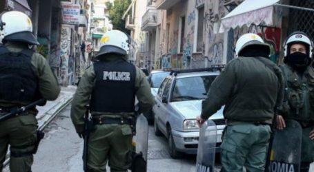 33 συλλήψεις, 53 προσαγωγές και δύο αστυνομικοί τραυματίες στα επεισόδια