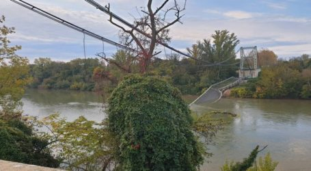 Κατέρρευσε γέφυρα στη Γαλλία – Αναφορές για έναν 15χρονο νεκρό και τραυματίες