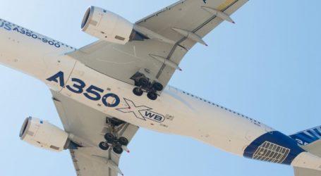 Παραγγελία $16 δισ. για 50 Airbus A350