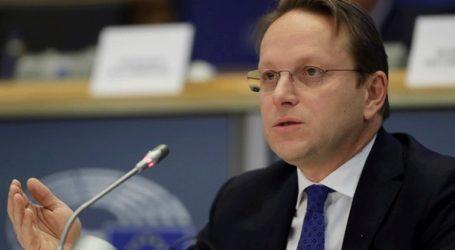 Εγκρίθηκε η υποψηφιότητα του Όλιβερ Βάρχελι για τη θέση του Επιτρόπου Διεύρυνσης