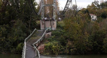 Δύο νεκροί από την κατάρρευση γέφυρας στον ποταμό Ταρν