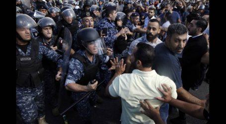 Σε ετοιμότητα οι αστυνομικές δυνάμεις στη Βηρυτό ενόψει συνεδρίασης του κοινοβουλίου